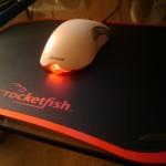 mouse + mousepad